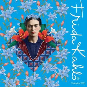 2021 Frida Kahlo Calendar
