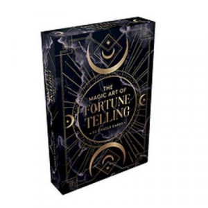 Magic Art of Fortune Telling: 52 Oracle Cards, The