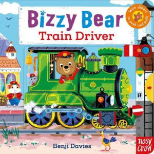 Bizzy Bear: Train Driver