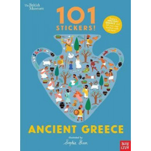 British Museum 101 Stickers! Ancient Greece