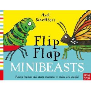 Axel Scheffler's Flip Flap Minibeasts