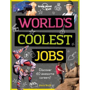 World's Coolest Jobs: Discover 40 awesome careers!