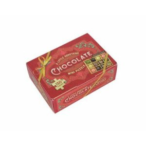 Little something chocolate, A: Mini Jigsaw Puzzle 150 pieces