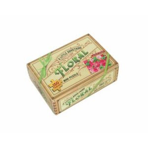 Little something floral, A: Mini Jigsaw Puzzle 150 pieces