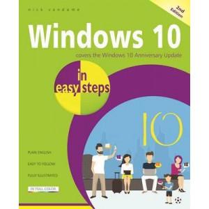 Windows 10 in Easy Steps 2E