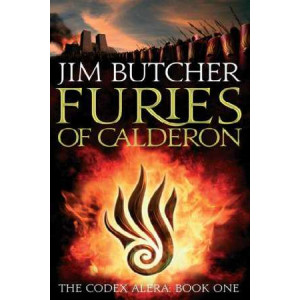Furies of Calderon: (Codex Alera Book 1)