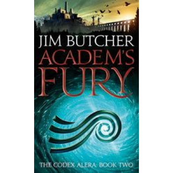 Academ's Fury: (Codex Alera Book 2)