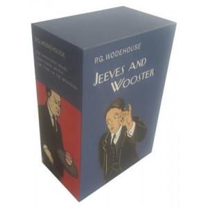 Wodehouse Jeeves Boxset