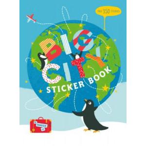 Big City Sticker Book: Sticker and Activity Book