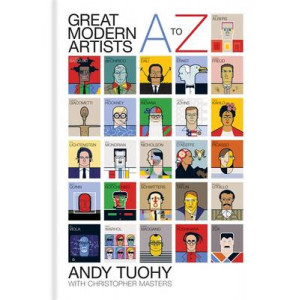 A-Z Great Modern Artists