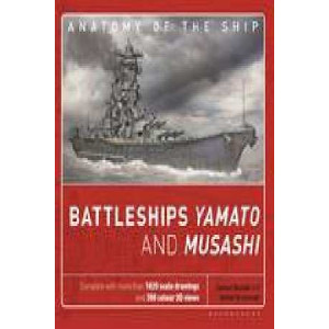Battleships Yamato and Musashi, The: Superanatomy