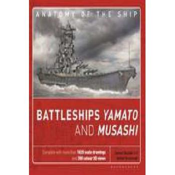 Battleships Yamato and Musashi, The: Superanatomy