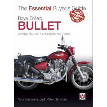 Royal Enfield Bullet: All Indian Models