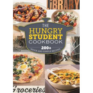 Hungry Student Cookbook: 200+ Quick & Simple Recipes