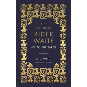 Key To The Tarot:  Official Companion to the World Famous Original Rider Waite Tarot Deck