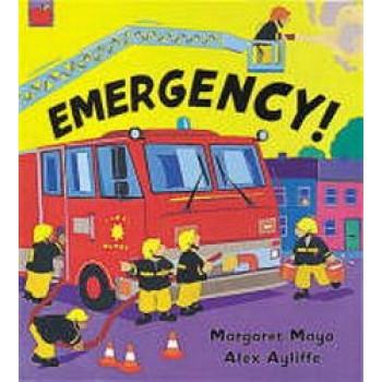 Emergency - Book & CD