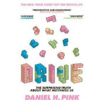 Drive: Surprising Truth About What Motivates Us