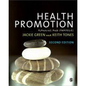 Health Promotion - Planning & Strategies 2E