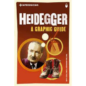 Introducing Heidegger: Graphic Guide