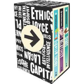 Great Theories of Science : Graphic Guides Boxed Set : Quantum Theory Relativity Chaos