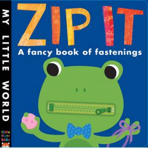 Zip it: A Fancy Book of Fastenings