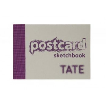 Postcard Sketchbook Tate