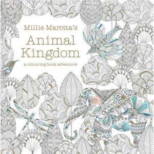 Millie Marotta's Animal Kingdom: Colour Me, Draw Me