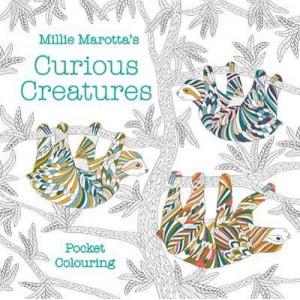 Millie Marotta's Curious Creatures Pocket Colouring