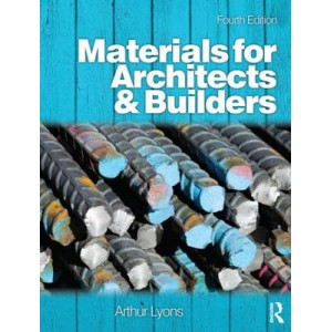 Materials for Architects and Builders 4E