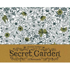 Secret Garden Notecards