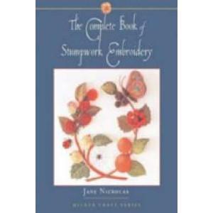 Complete Book of Stumpwork Designs