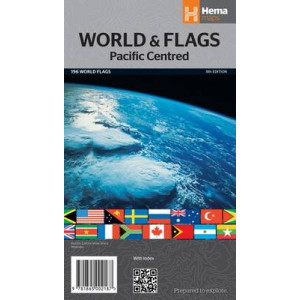 World: Pacific Centered