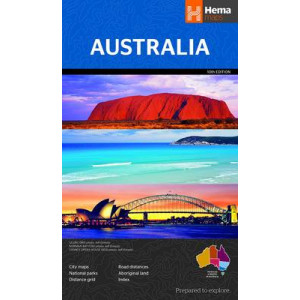 Australia + Cities/Verso: HEMA.1.00: 2014