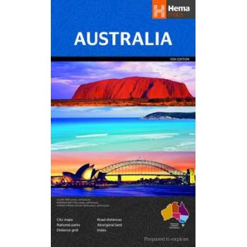 Australia + Cities/Verso: HEMA.1.00: 2014
