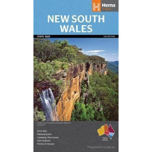 New South Wales State: HEMA.3.04L: 2014