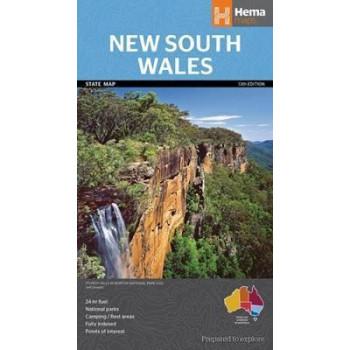 New South Wales State: HEMA.3.04L: 2014