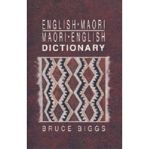 English-Maori Maori-English Dictionary