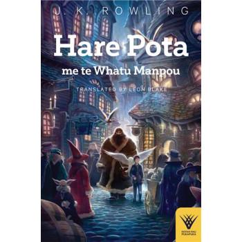 Hare Pota me te Whatu Manapou: Harry Potter and the Philosopher's Stone in te reo Maori