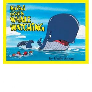 Kapai Goes Whale Watching