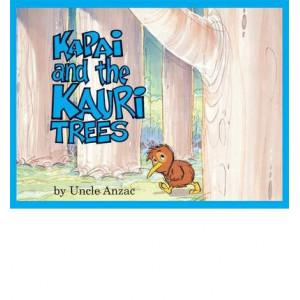 Kapai & the Kauri Trees
