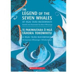 Legend of the Seven Whales / Te Pakiwaitara o Nga Tahora Tokowhitu