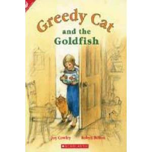 Greedy Cat & The Goldfish