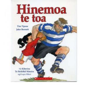 Hinemoa Te Toa - Maori Edition