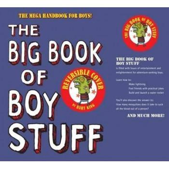 Big Book of Boys Stuff New Zealand Edition