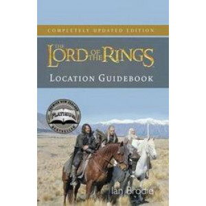 Lord of the Rings: Location Guidebook - Glovebox Size