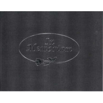 In Memoriam - Black Cover: Funeral Guest Record