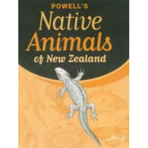 Powell's Native Animals of NZ