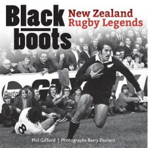 Black Boots: New Zealand's Rugby Legends