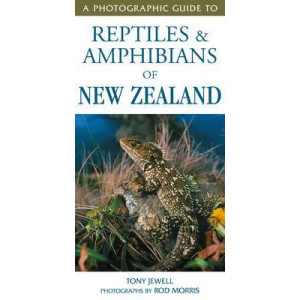 Photographic Guide to Reptiles and Amphibians of New Zealand