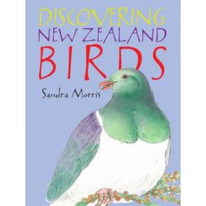 Discovering New Zealand Birds